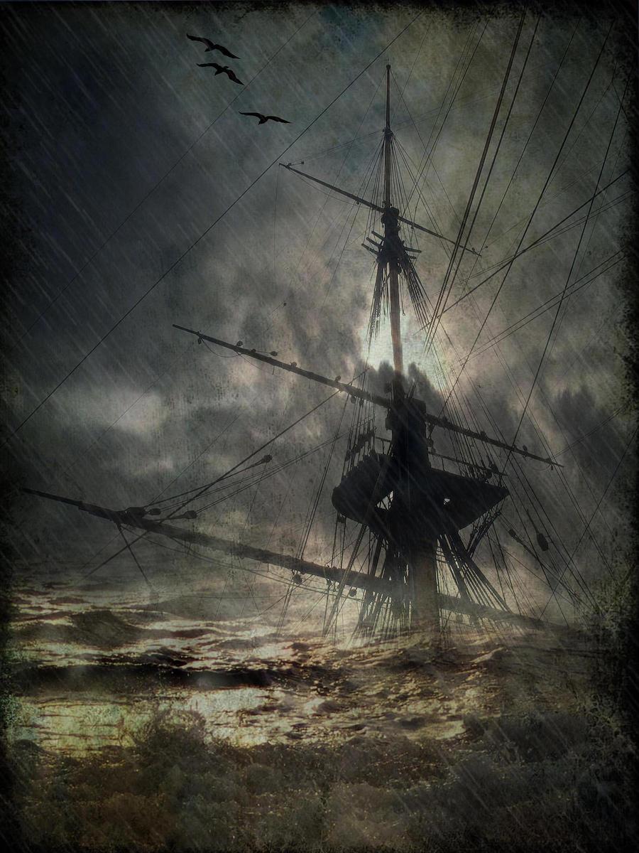 Sinking Ship Art | www.pixshark.com - Images Galleries ...