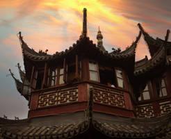 SHANGHAI TEA HOUSE by TADBEER