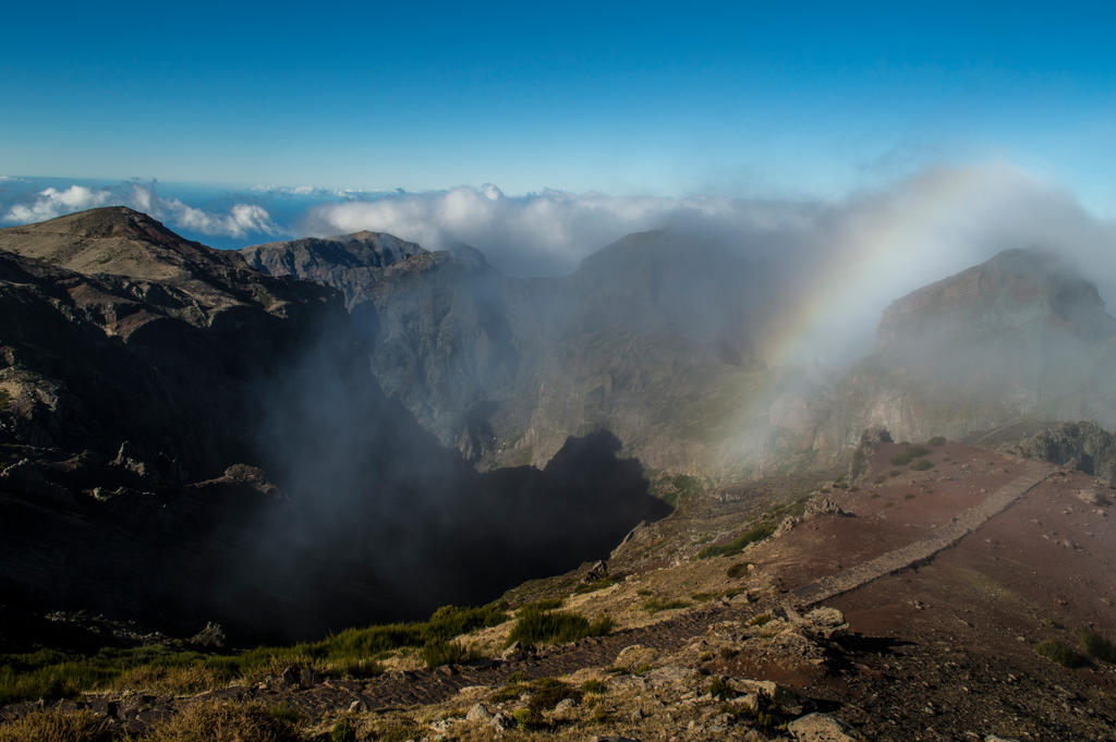 MADEIRA MOUNTAINS by TADBEER