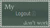 Logout Stamp by May-Lene
