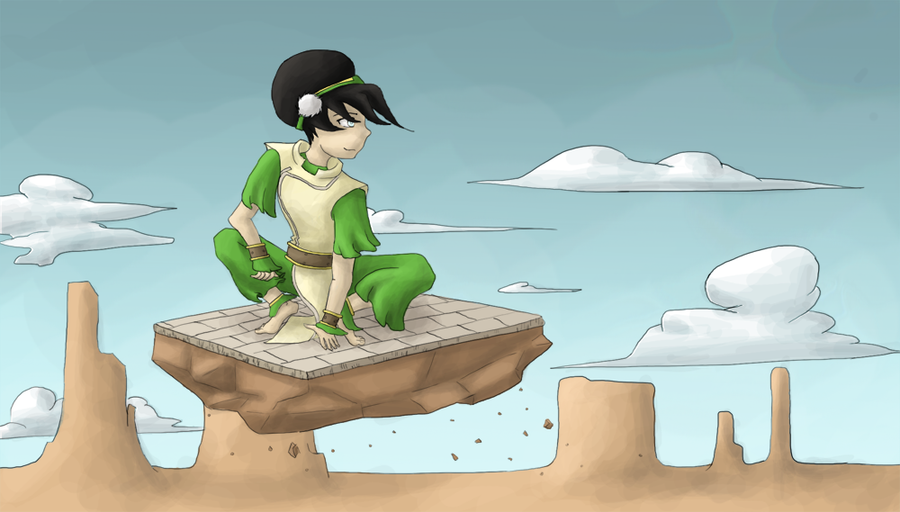 Toph Beifong by May-Lene