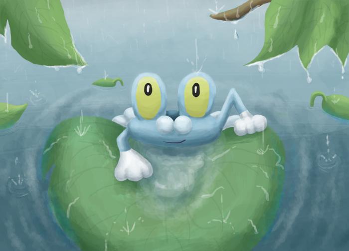 a_froakie_appears_by_i_drew_a_pokemon-d5