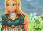 Zelda by May-Lene