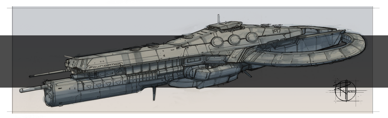 Foundation Sketch 01 by Cpt-Crandall