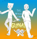 Fanart- The Amazing World of Gumball(4) by NlinRUSH