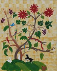 Bird Dog by aztlanwayne