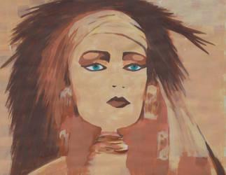 Siouxsie by aztlanwayne