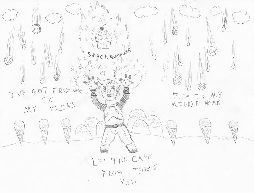 Ziti the Snackromancer by Fin-Talah