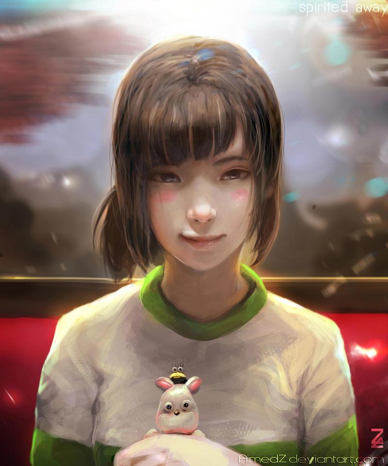 Chihiro by AimedZ