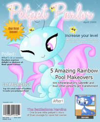 Neopets Magazine by tehmiminator