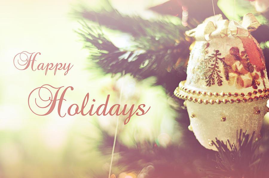 Vintage Holidays by Phos-Ink