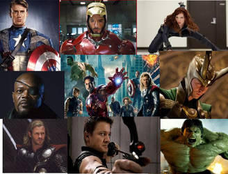 The Avengers 2012 by DreamTreasure228