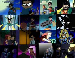 Teen Titans Robin by DreamTreasure228