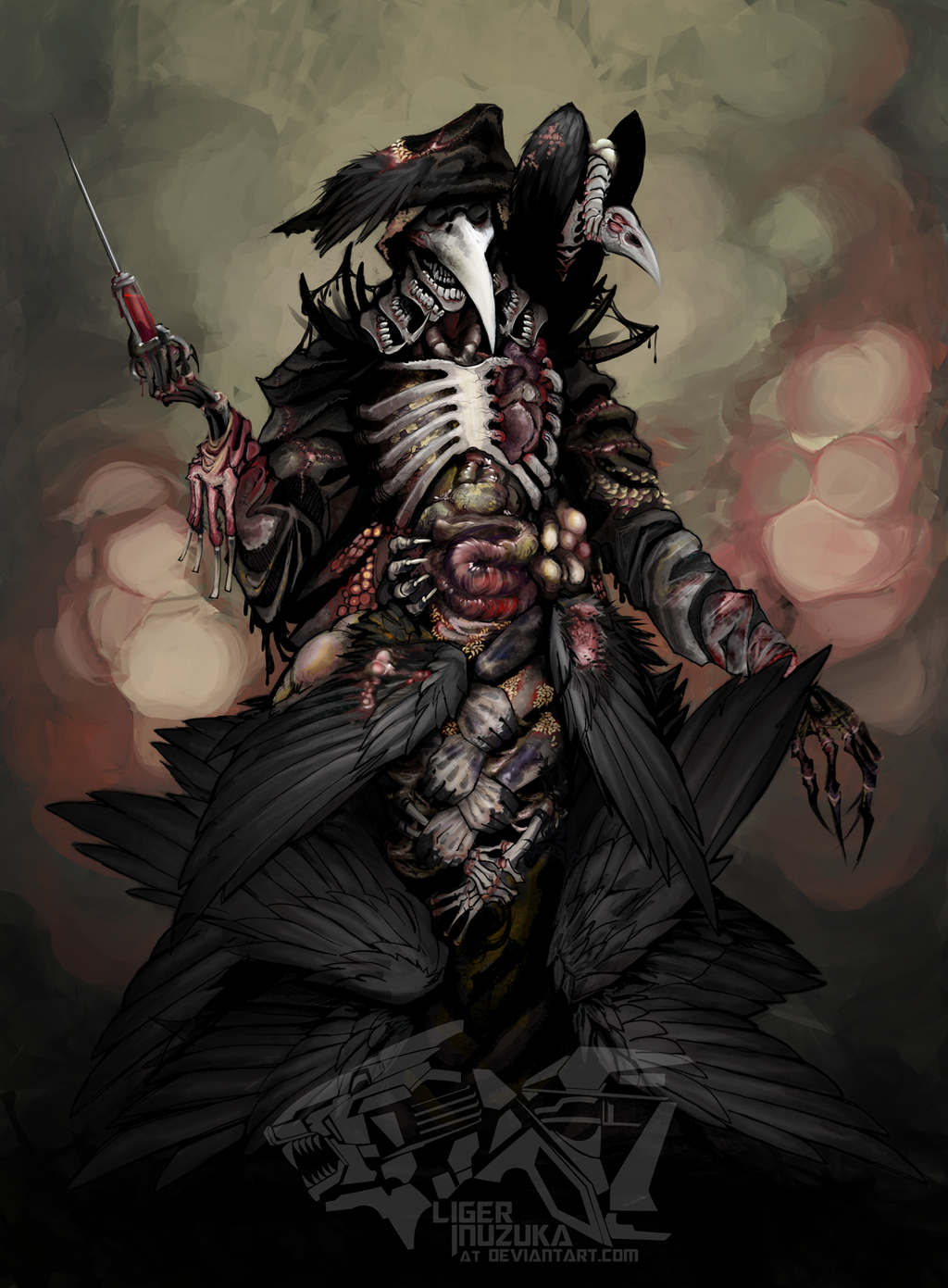 If the Plague was their Child by Liger-Inuzuka