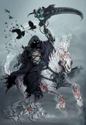 If Death was their End by Liger-Inuzuka