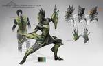 Warframe - Zephyr Concept