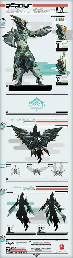 Arcane Zephyr the Wind Elemental V2