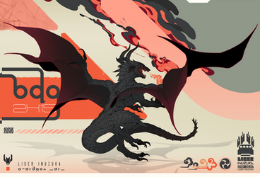 The Beta Dragon (InPrnt)