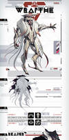 Warframe Concept Art: Wraithe the Reaper Incarnate