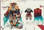 Warframe: Hydroid Deluxe Skin Concept