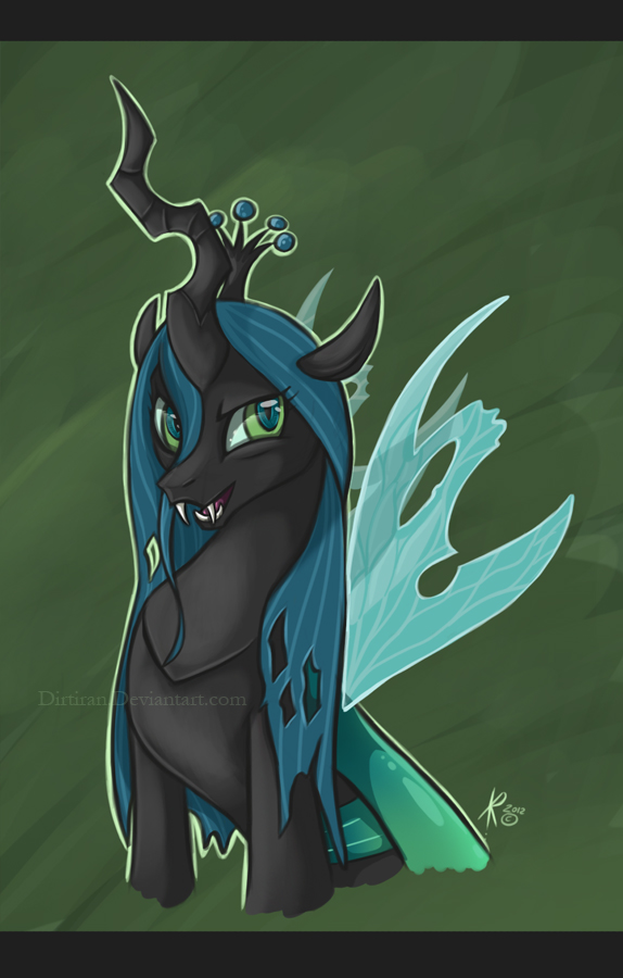 Queen by Key-FeathersMLP