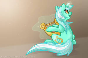 Lyra by Key-FeathersMLP