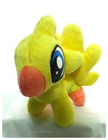 My little chocobo 2 by Key-FeathersMLP