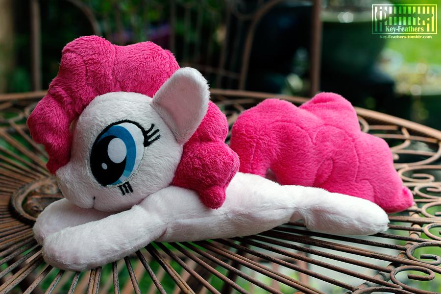 Pinkie beanie by Key-FeathersMLP