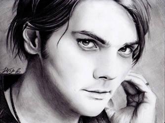 Gerard Way by izziwizVIII