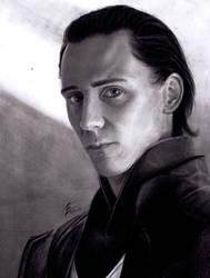 Loki by izziwizVIII