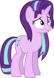 Starlight Glimmer (tired vector)