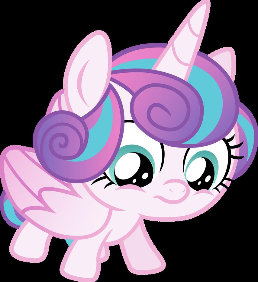Princess Flurry Heart (standing vector)