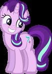 Starlight Glimmer (smiling vector)