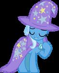 Trixie (confident vector)