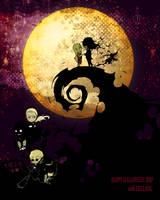 THE NIGHTMARE BEFORE CREEK by ShadowLuhi