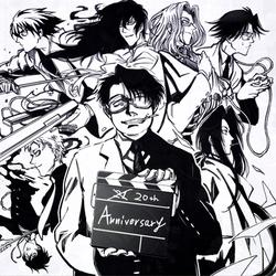 HELLSING 20th Anniversary -20180714 by ShadowLuhi