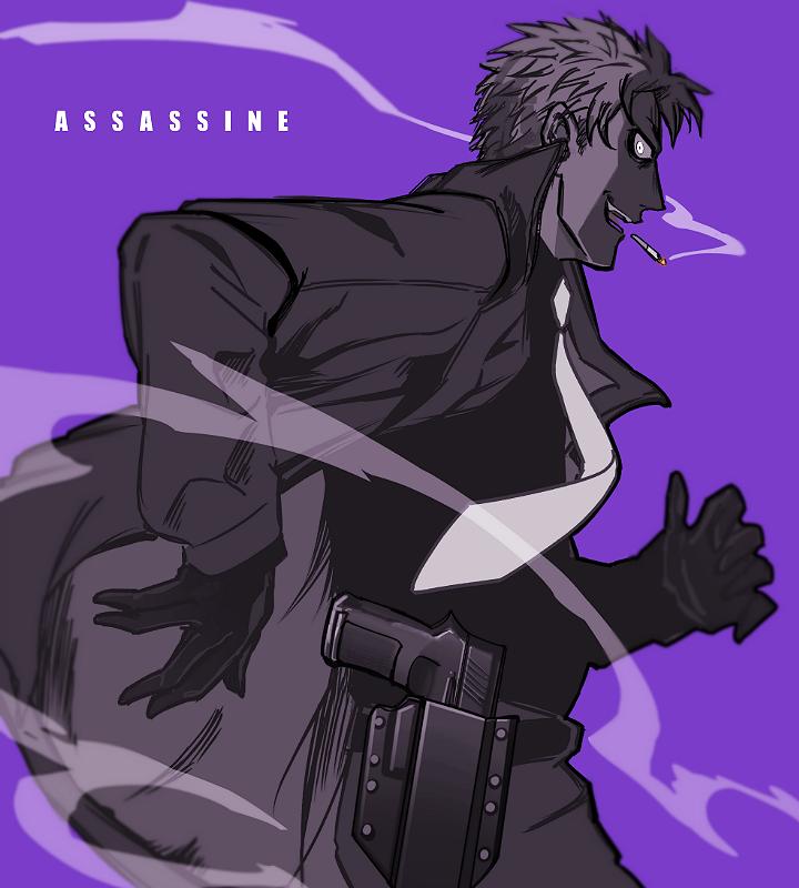 ASSASSINE - 20181019 by ShadowLuhi