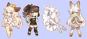 [Tiny Comms] Dainties!
