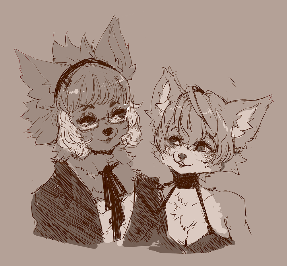 some gay dogs