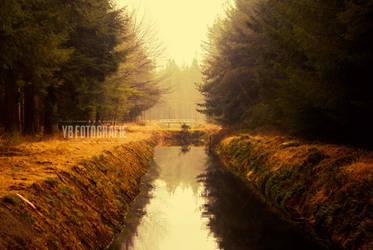 Nature landscape by Bourniio
