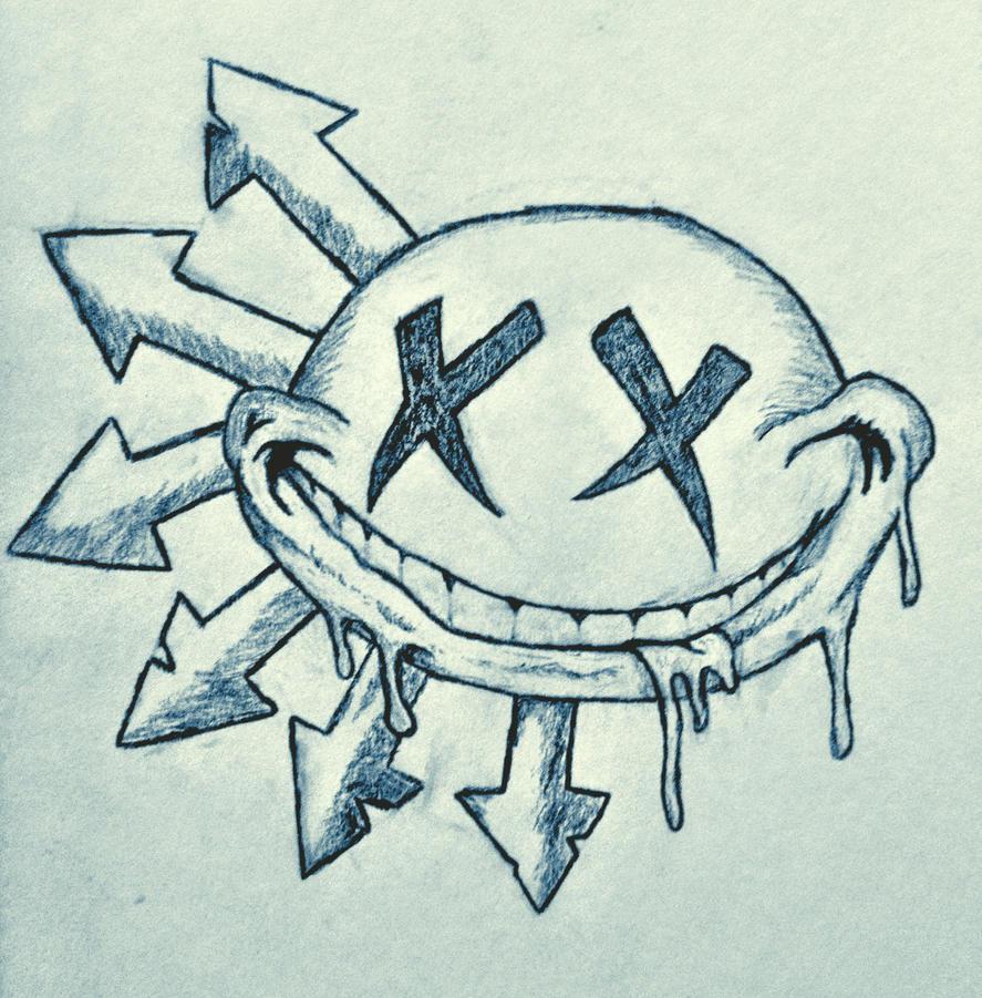 Blink 182 smiley by bmarley022 - 193.8KB