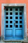 Door in Labin by pinotbutter