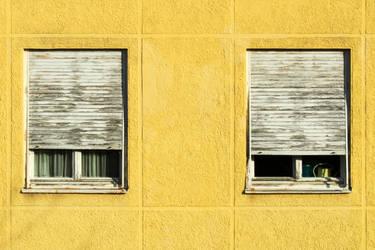 Windows in Lohr by pinotbutter