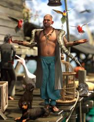 Leland the Pet Merchant