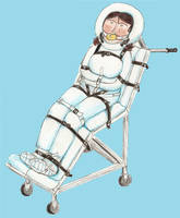 Patient Transfer Chair by ShowSomeRestraint