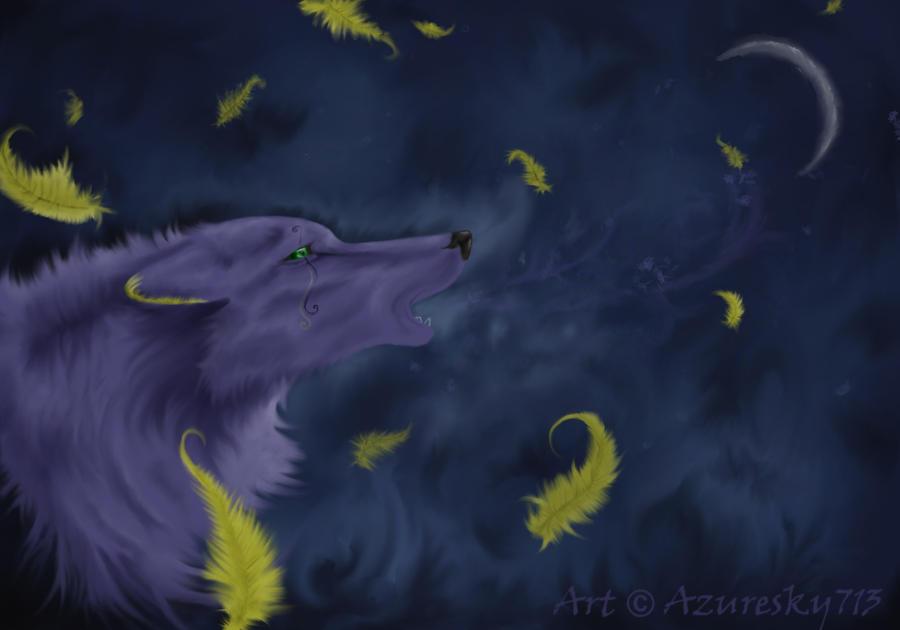 Whisper in the Wind by Azuresky713