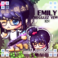 Icon Trade With Emily HugglezYew + New Style by Kynjx