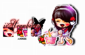 {Signature Request} iiStrawberry by Kynjx