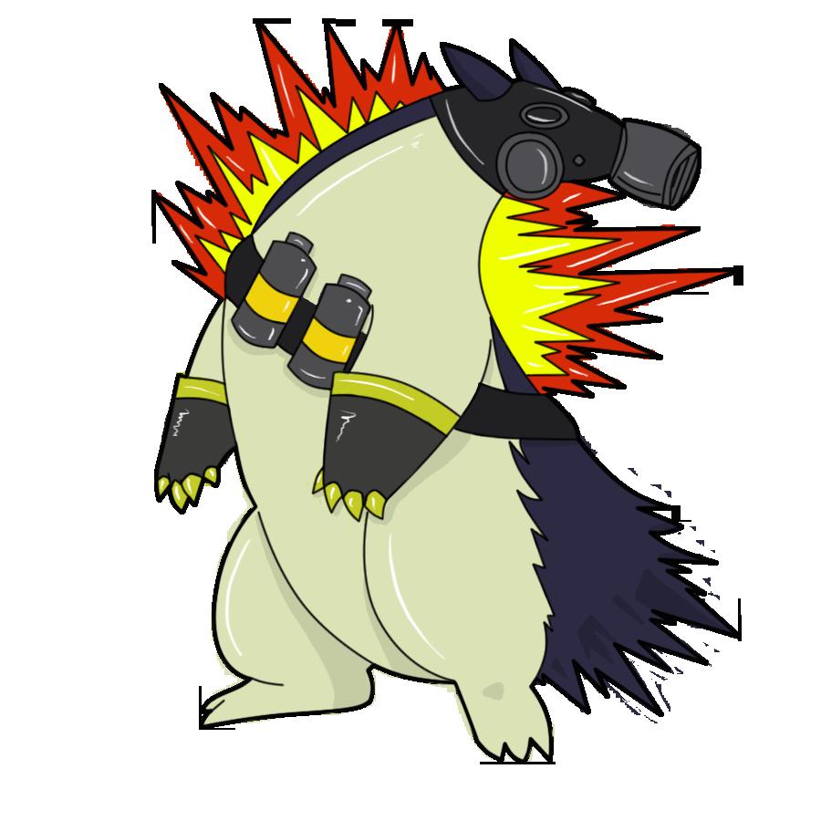 Tf2 Pyro Sprays Tf2 Pokemon Pyro