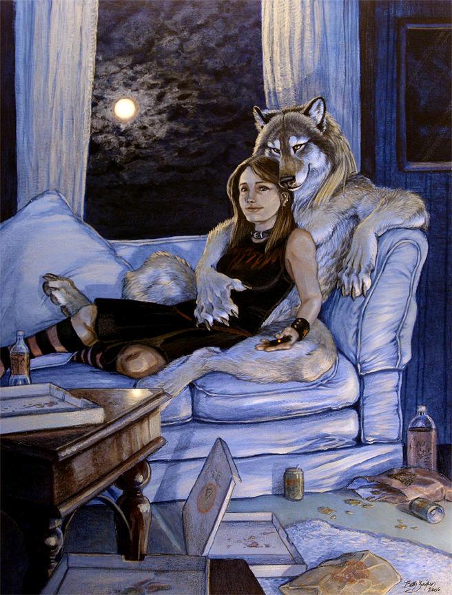 Ambrose and Angelina by Damalia